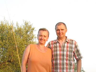 Ihr Gastgeber Kirsten und Stephan Schusser