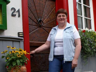 Ihr Gastgeber Elisabeth Funke
