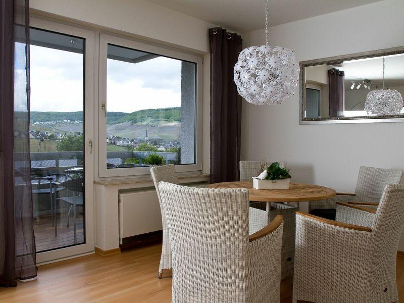 "Holiday apartment ""Bernkastel Moselle Panorama"""