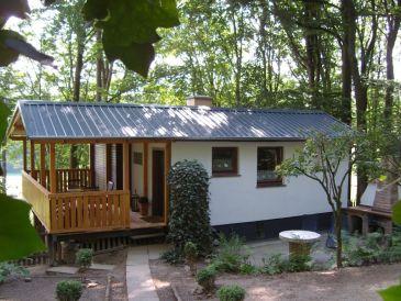 Ferienhaus Kleine Lodge im Wald am Fluss