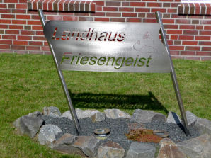 Ferienhaus Landhaus Friesengeist