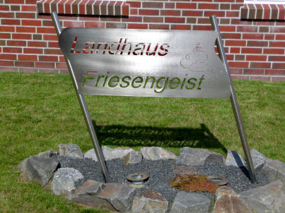 Landhaus Friesengeist