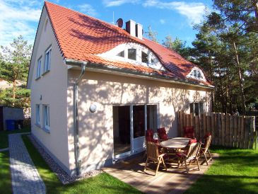 Ferienhaus STRANDHAUS 43
