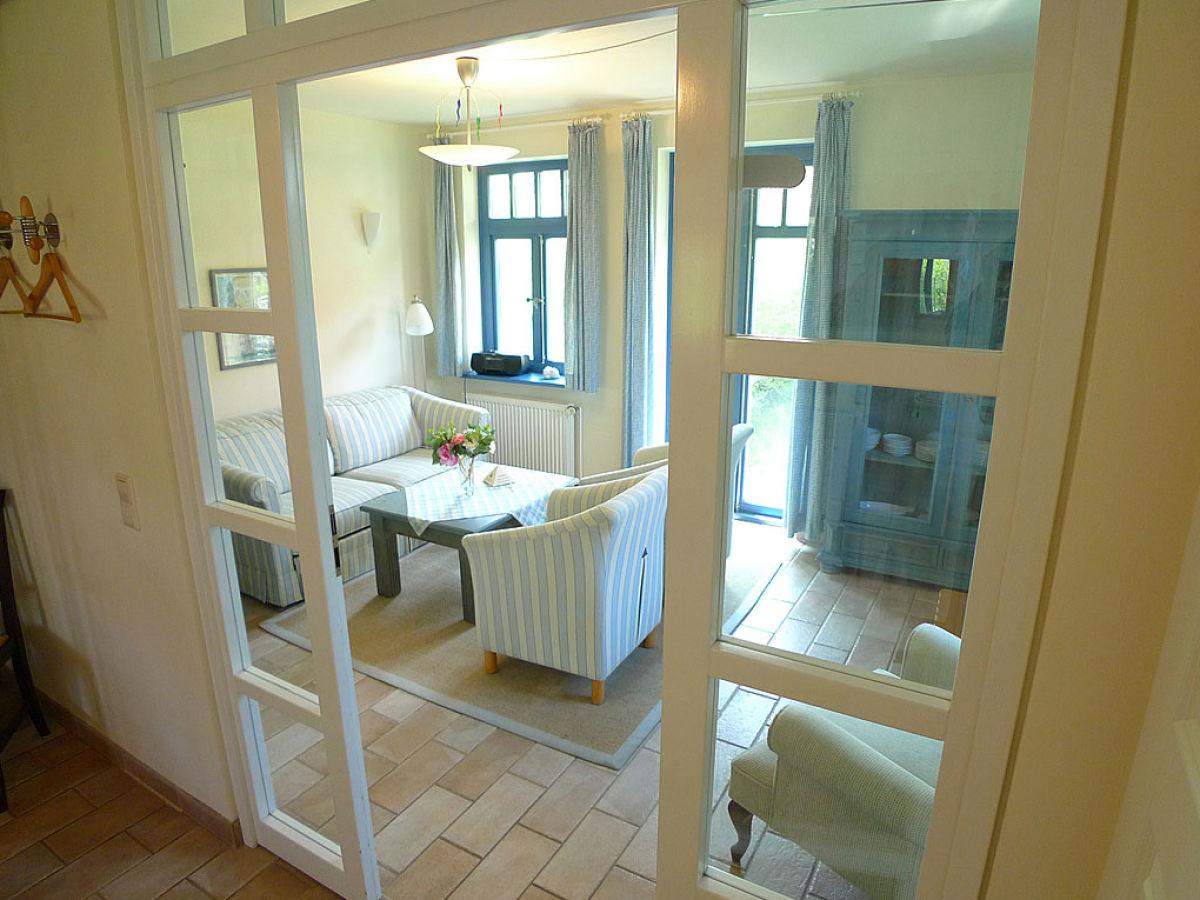 Ferienhaus strandperle haustyp iv ostseebad wustrow for Küchen glaswand