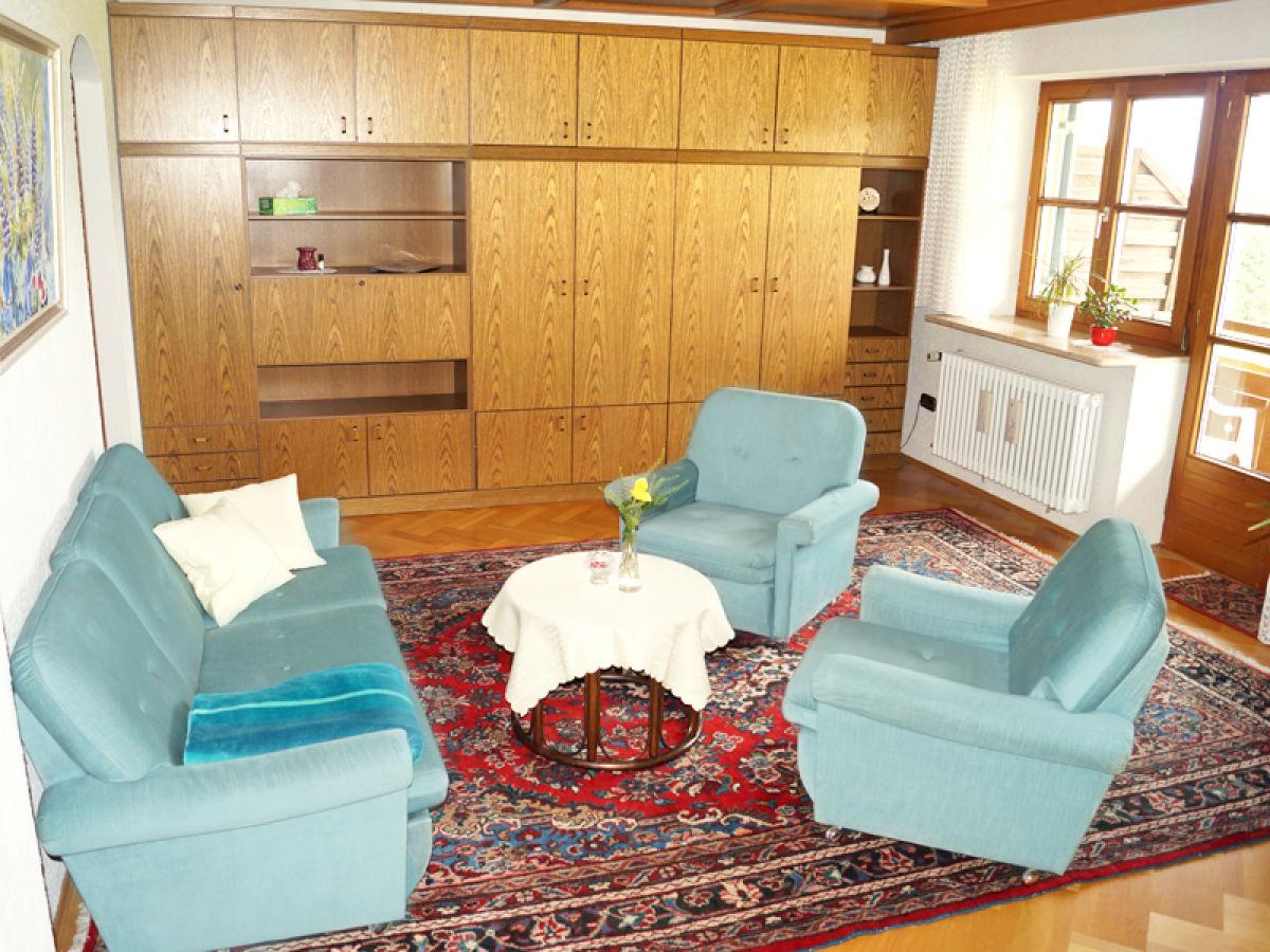 apartment wertacher h rnle landhaus raschke oberallg u. Black Bedroom Furniture Sets. Home Design Ideas