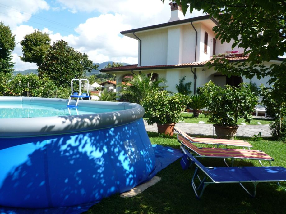 Pool im Außenbereich