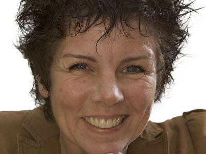 Your host Astrid van der Niet