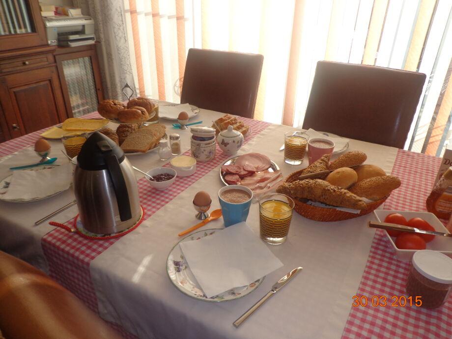 Frühstuck