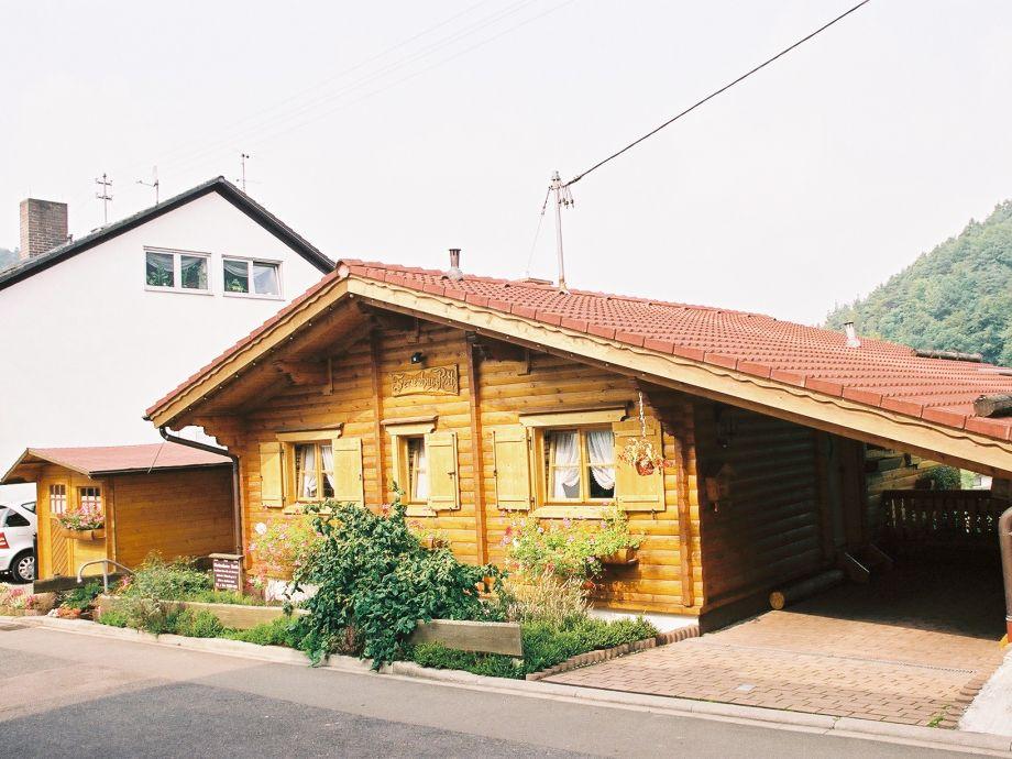 Ferienhaus im Südtiroler Landhausstil