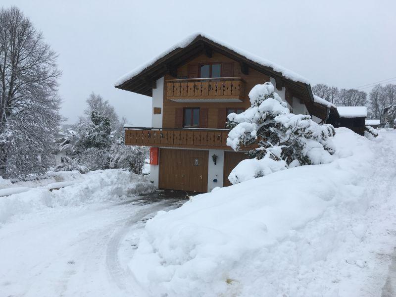 Apartment Haus Zugspitzblick