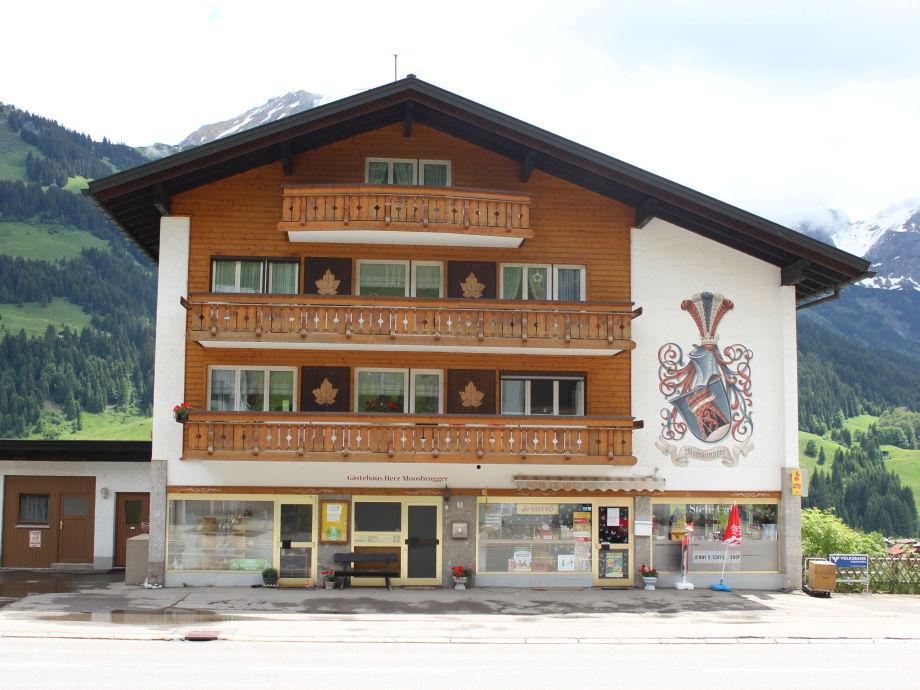 Gästehaus Herz at  Mittelberg