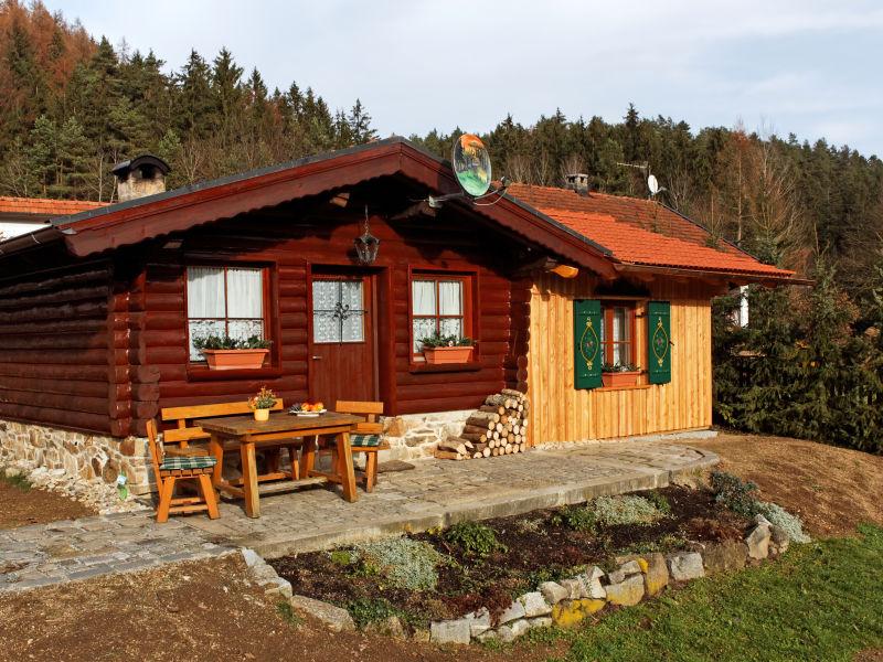 """Ferienhaus """"Backhäuschen"""" Ferienhof Rauscher"""