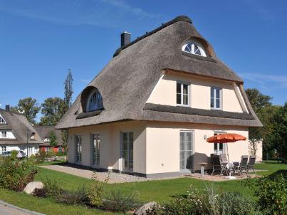 Reetdachferienhaus Henriette Am Park 12