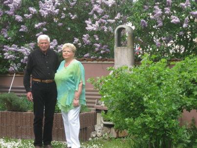 Ihr Gastgeber Hermann und Bärbel Gubatz