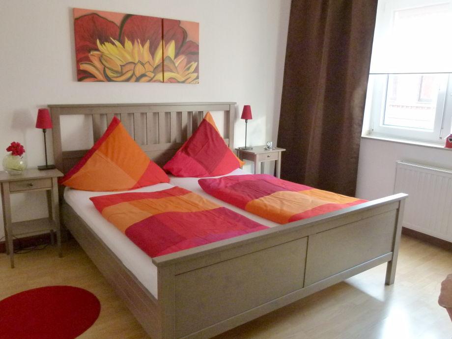 Erholsamer Schlaf in gemütlichen Betten