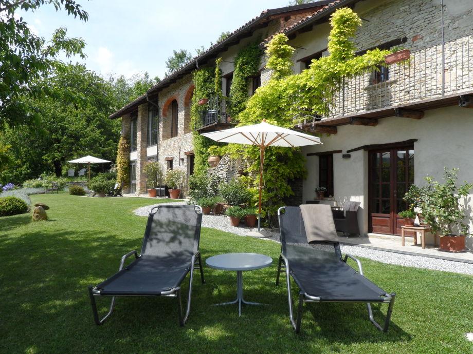 Außenaufnahme Casa Giromet - Ferien zum Genießen