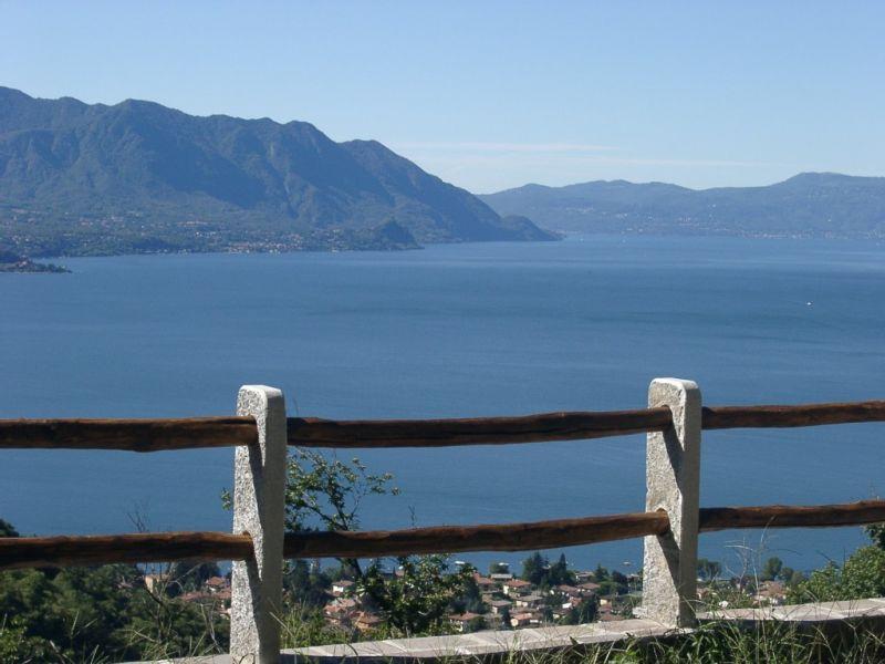 Holiday apartment Villa Ronc D' Albert Lago Maggiore Girasole