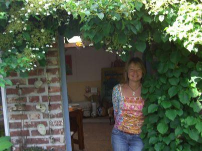 Ihr Gastgeber Hanne Lohau-Nattkamp