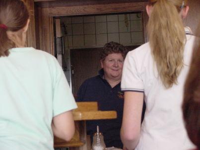 Ihr Gastgeber Marlene Streicher