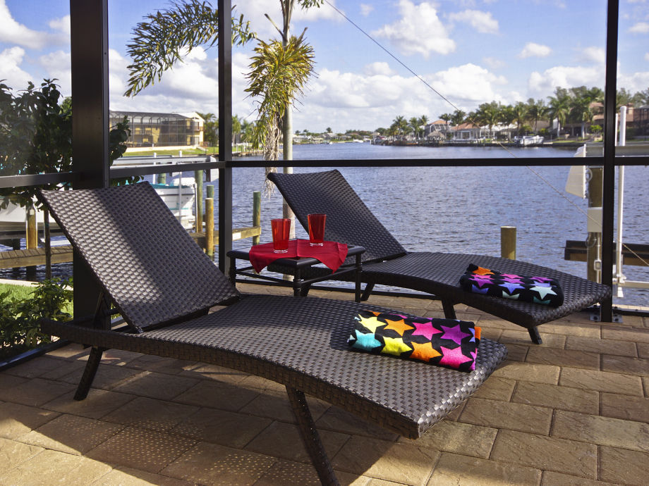 Outdoor Furniture Cape Coral Fl Part - 50: Enjoy The Florida Sun In Cape Coral, Florida