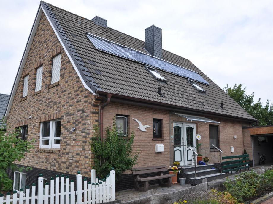 """Ferienwohnung 1 """"Haus Windhuk"""" Nordsee Ostfriesische"""