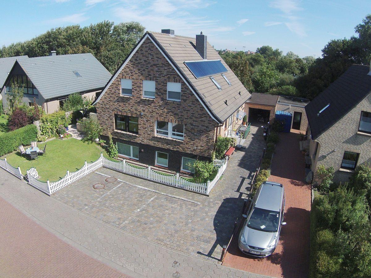 """Ferienwohnung """"Haus Windhuk"""" Whg 1 Nordsee"""