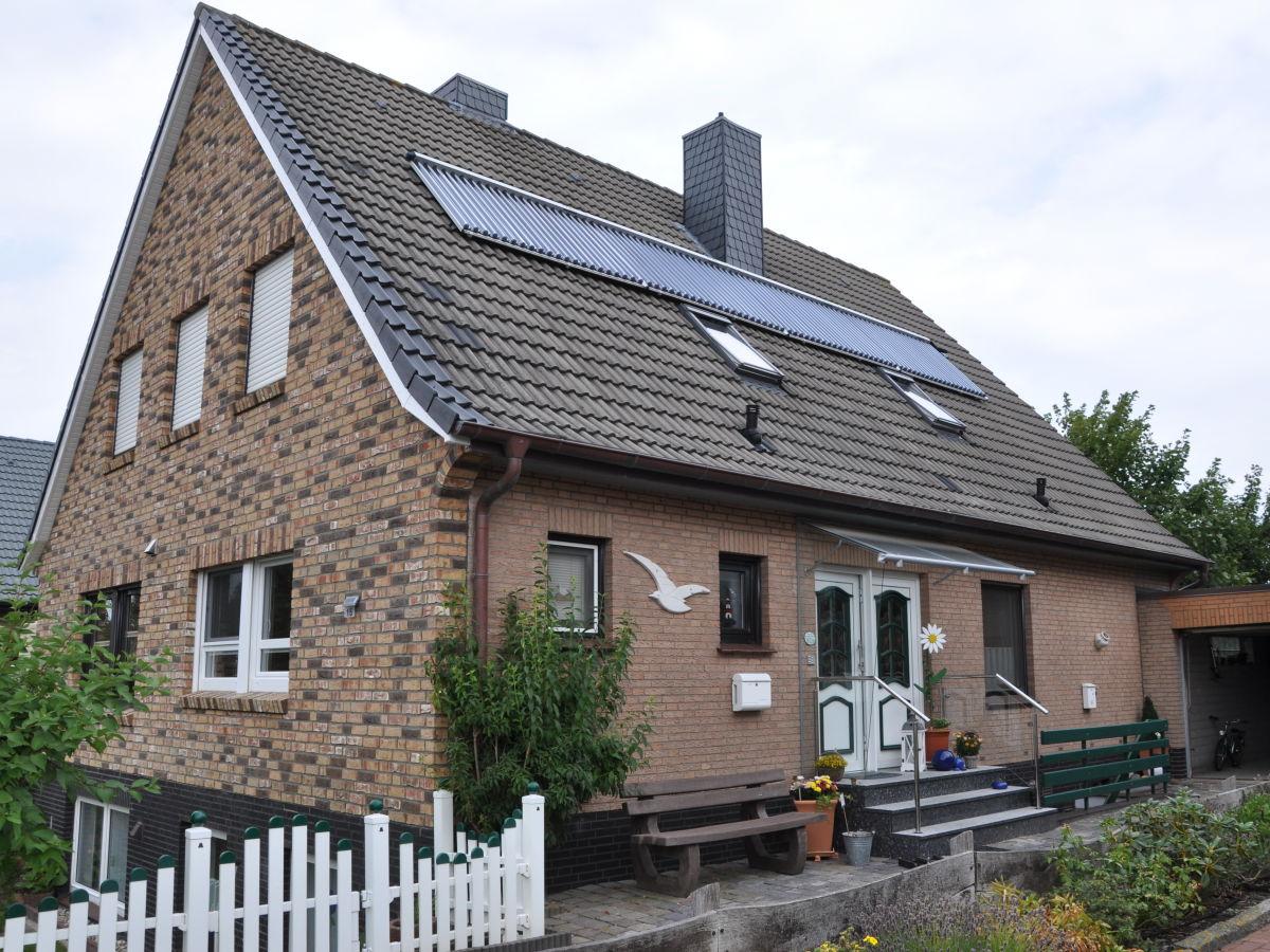 """Ferienwohnung 2 """"Haus Windhuk"""" Norderney Familie Rita"""