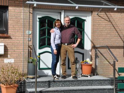 Ihr Gastgeber Rita und Gerd Neunaber