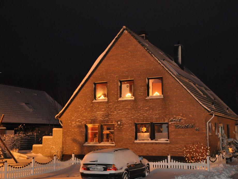 """Ferienwohnung 2 """"Haus Windhuk"""" Nordsee Ostfriesische"""