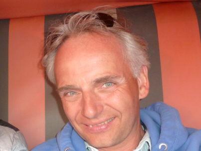 Ihr Gastgeber Hans-Jürgen Brikey