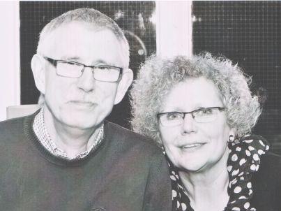 Ihr Gastgeber Bernd und Doris Schulze