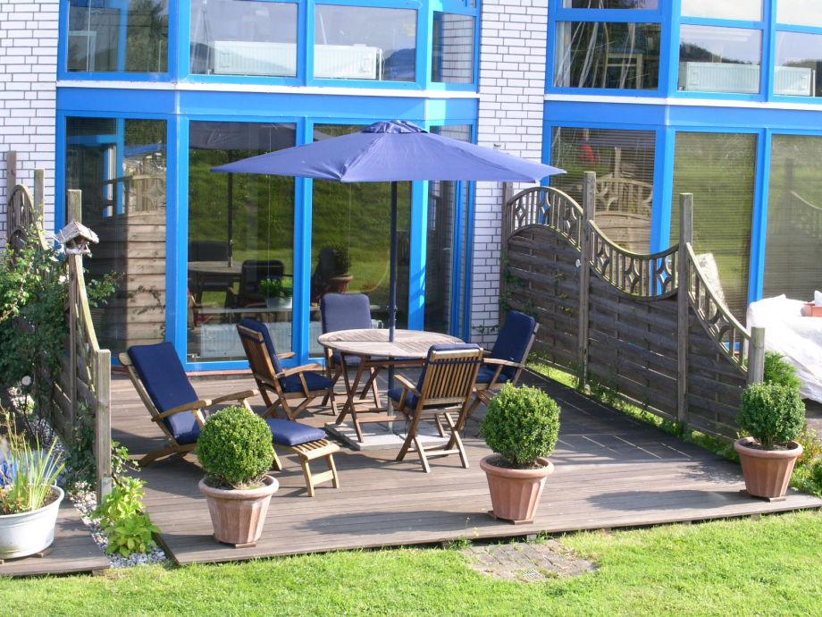 Ferienwohnung mit gr. Terrasse