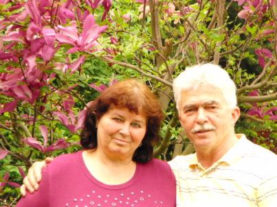 Ihr Gastgeber Annemarie  + Dietmar Jentsch
