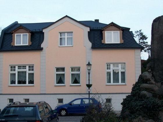 ferienwohnung stadtvilla berlin teltow frau brigitte hartmann. Black Bedroom Furniture Sets. Home Design Ideas