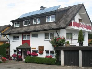 """Ferienwohnung """"Specht"""" im Gästehaus Dold"""