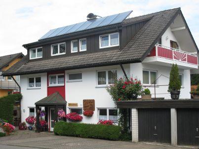"""""""Specht"""" im Gästehaus Dold"""