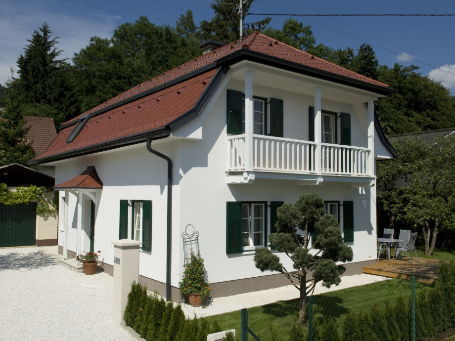 Welcome to the Kleine Gartenvilla holiday home