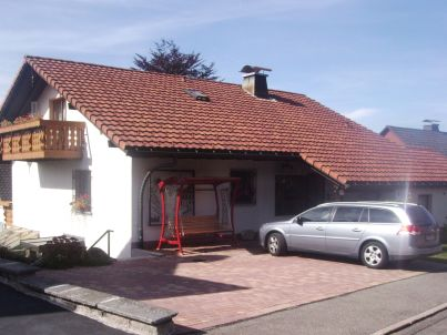 Haus Dilger - EG (Souterrain) Wohnung