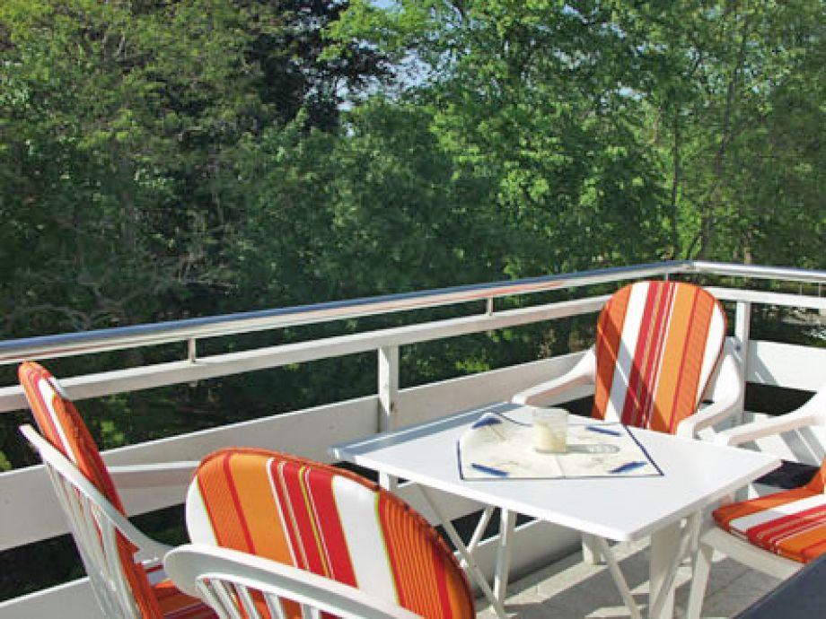 Ferienwohnung Kastanienallee 1 Timmendorfer Strand - Balkon
