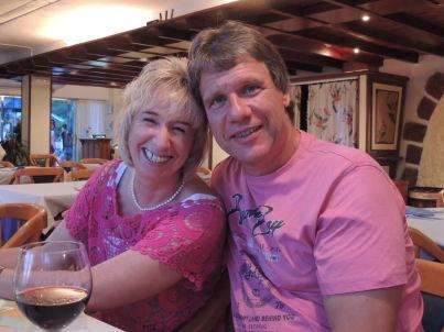Ihr Gastgeber Dorothea & Wolfgang Deppe