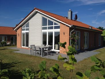 Ferienhaus Marina Hülsen - Das Käpt'n Blaubärhaus