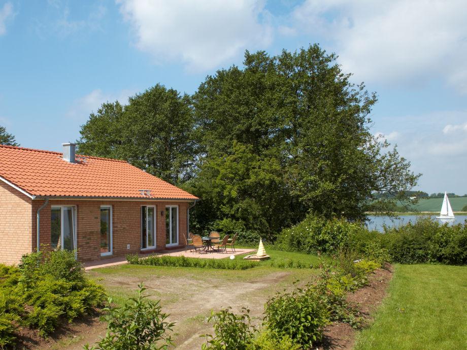 Außenaufnahme Marina Hülsen - Das Seeadlerhaus