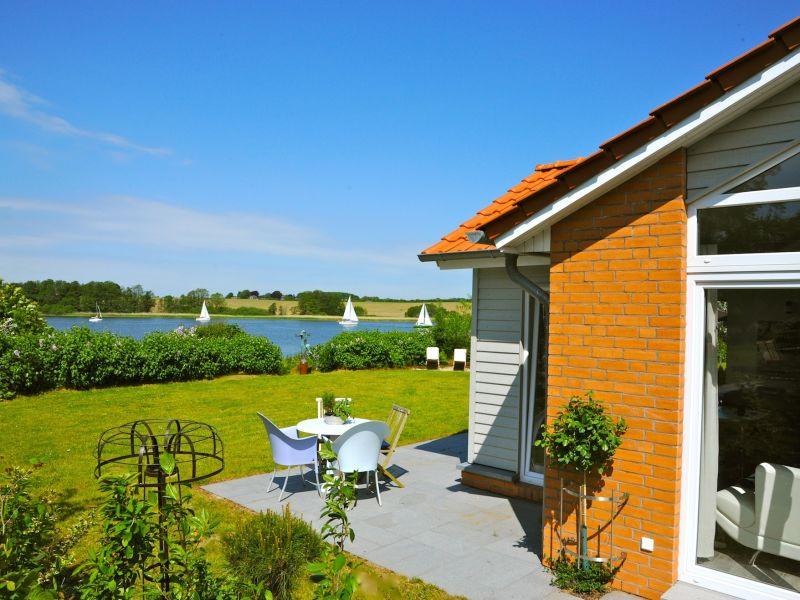 Ferienhaus Marina Hülsen - Das Fliederuferhaus