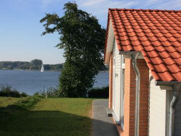 Ferienhaus Marina Hülsen - Das Weidenuferhaus
