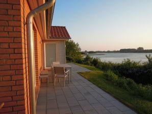 Ferienhaus Marina Hülsen - Das Sonnenuferhaus