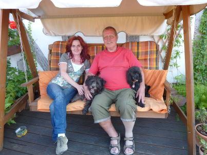 Ihr Gastgeber Hartmut & Silvia Wurdak