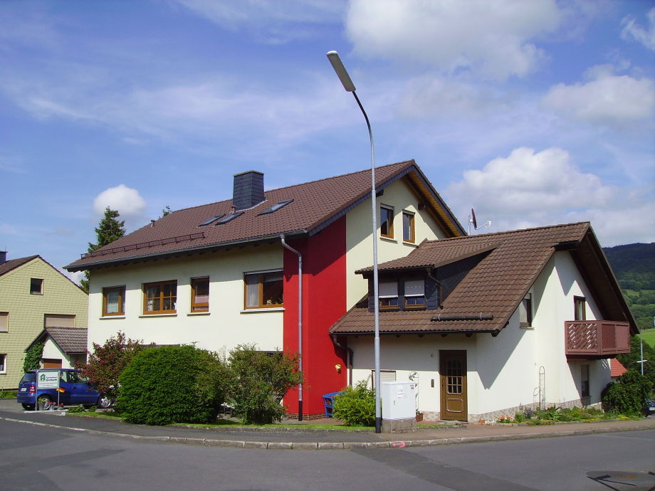 Apartment Grösch in the Hessian Rhön