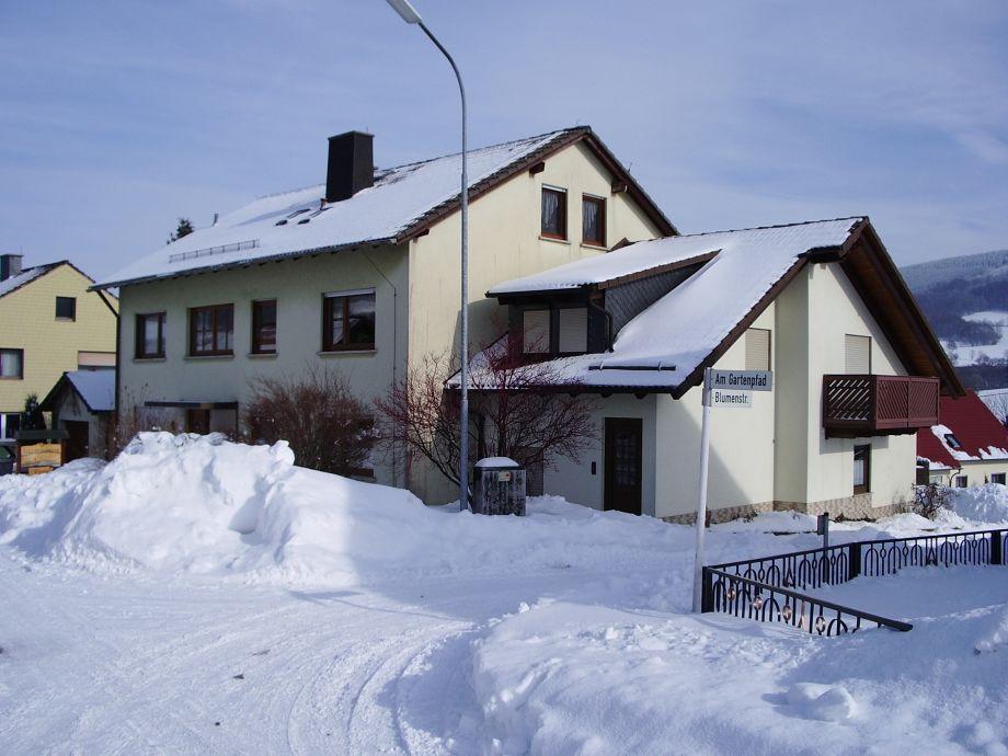 Winter in der Hessischen Rhön!