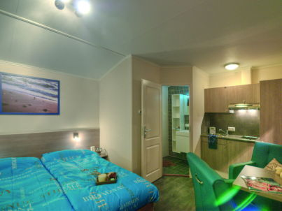 "Mobilheim Chatel ""Hotelzimmer"""