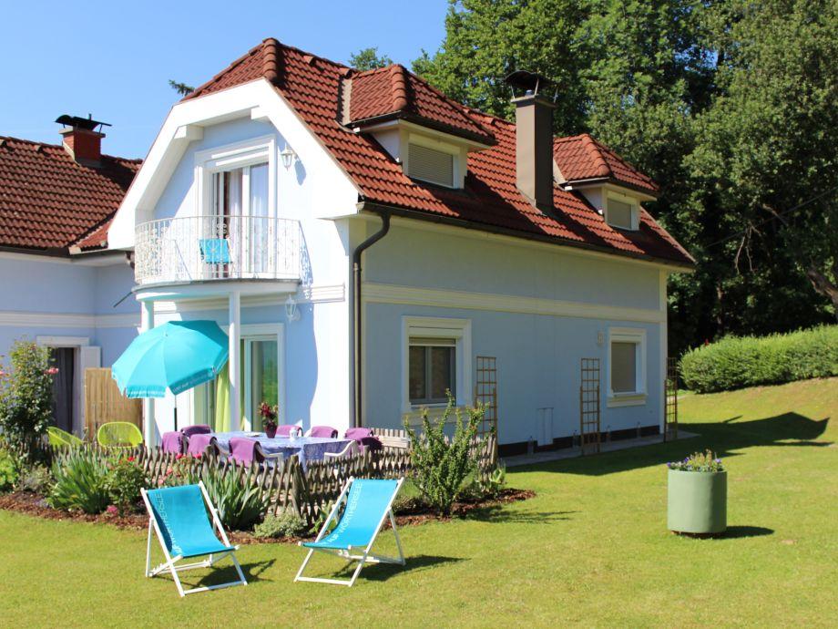Außenaufnahme Villa Waldbach